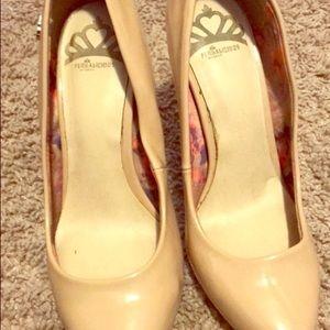 Fergalicious low heels